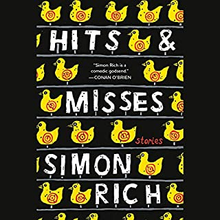 Hits and Misses audiobook cover art