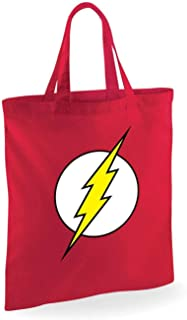 Flash Logo Tote Bag