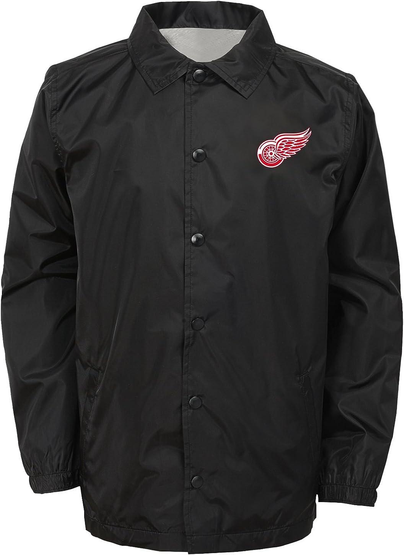 Outerstuff Teen-Boy's 1 year warranty Bravo Coaches Jacket Max 51% OFF