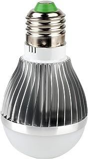 SUPERNIGHT Horticulture E27 5W LED Plant Grow Light Bulb for Flowering Plant Vegetables, 5-LED (3 Red & 2 Blue), Energy Saving Spotlight Downlight Plant Light Bulb for Indoor Hydroponic Garden