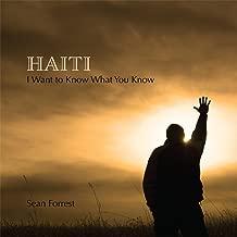 sean forrest haiti