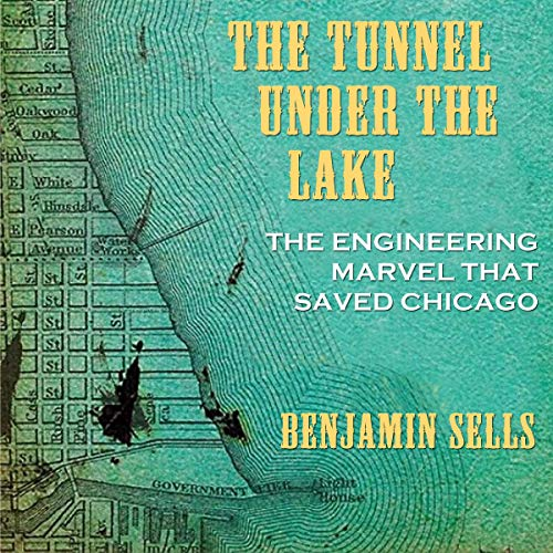 『The Tunnel Under the Lake』のカバーアート