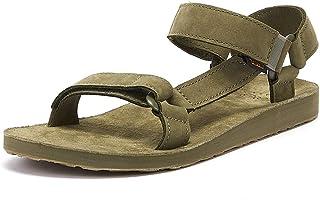 Teva Original Universal-Leather, Sandalias de Punta Descubierta Hombre, Einheitsgröße