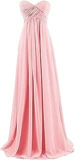 Cdress Women's Long Bridesmaid Dressrom Evening Gowns