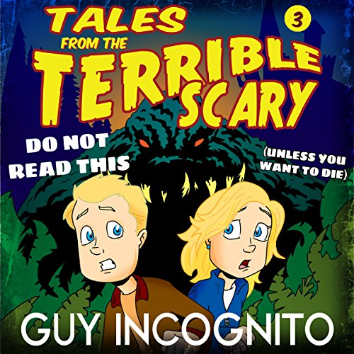 Don't Read This Book (Unless You Want to Die!) audiobook cover art