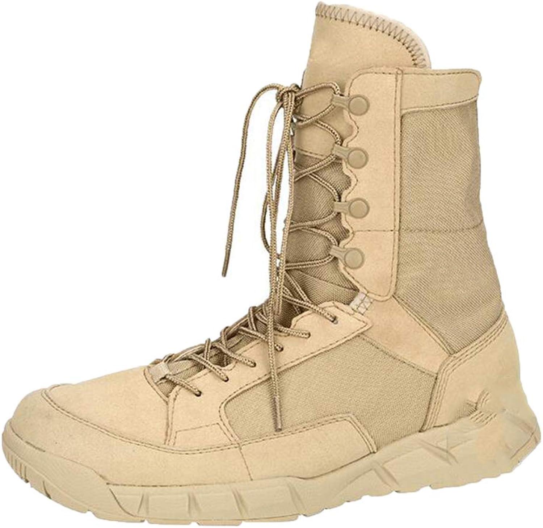 Stövlar i taktiska stridskängor som som som går att andas i Desert Lace -up skor Snow stövlar Lättvikta skor  billig och högsta kvalitet