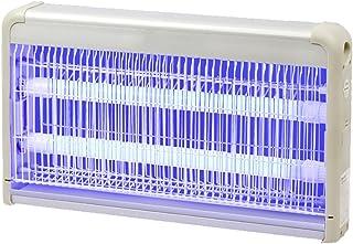 GUOWEI Lámpara del Mosquito Onda De Luz Púrpura Tipo De Complemento Descarga Eléctrica Abdominales Montado En La Pared Ejecución De Bajo Interior Blanco 8 Modelos