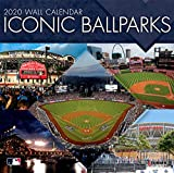 Mlb Iconic Ballparks 2020 Calendar
