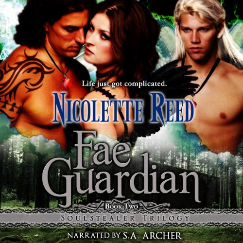 Fae Guardian     The Soulstealer Trilogy, Book #2              By:                                                                                                                                 Nicolette Reed                               Narrated by:                                                                                                                                 S. A. Archer                      Length: 9 hrs and 45 mins     4 ratings     Overall 3.5