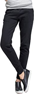 Ecupper Womens Winter Thick Warm Jogging Pants Fleece Lined Trousers Joggers