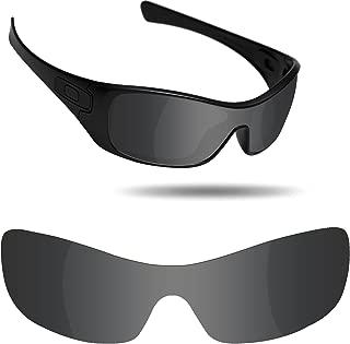 Fiskr Anti-Saltwater Replacement Lenses for Oakley Antix Sunglasses - Various Colors
