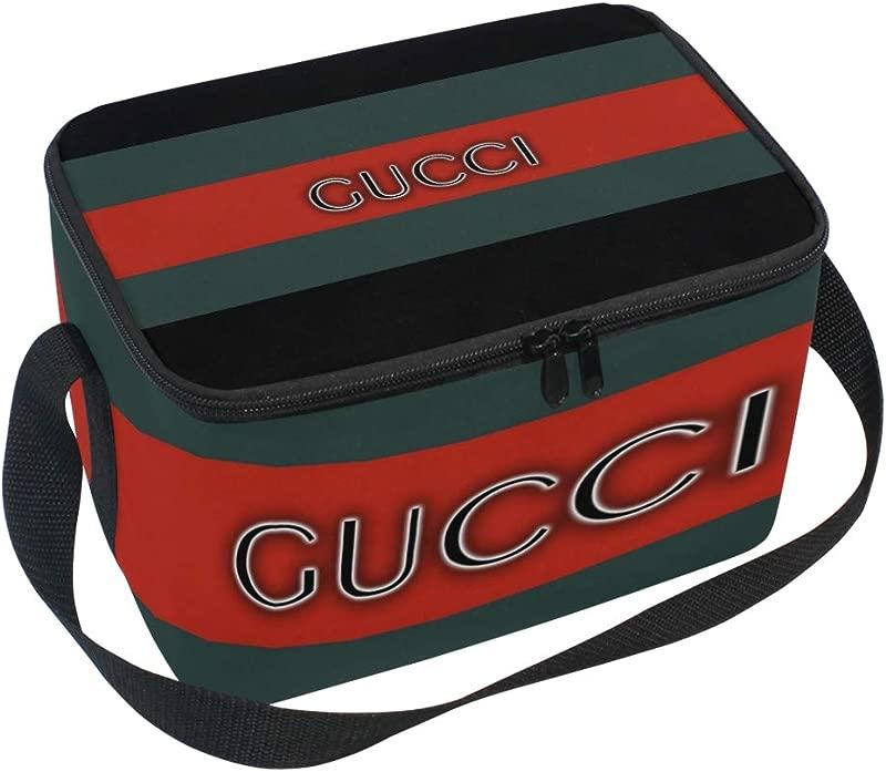 Lunch Bag Cooler Tote Bag GucciLunch Box Meal Prep Handbag For Picnic School Women Men Kids
