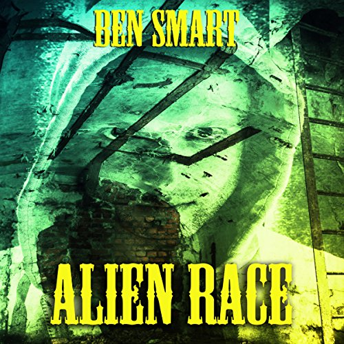 Alien Race audiobook cover art