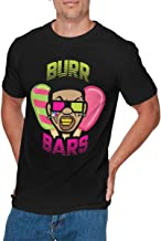 EMILY MORAN Mens Fashion Gucci Mane T-Shirt Black