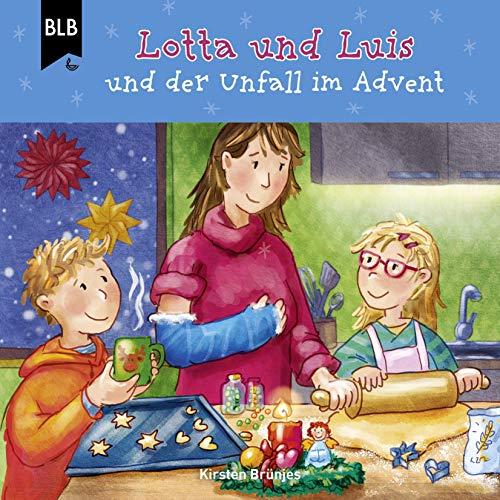 Lotta und Luis und der Unfall im Advent Titelbild