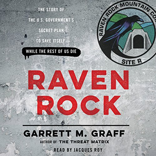 Raven Rock audiobook cover art