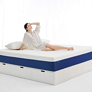 Queen Mattress, Molblly 10 inch Gel Memory Foam Mattress...