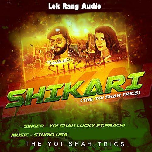 Y.O. Shah Lucky feat. Prachi