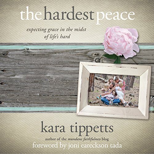 The Hardest Peace cover art