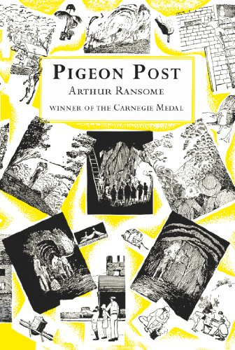 Pigeon Post (Swallows And Amazons Book 6) (English Edition)