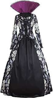 Women's Dress for Once Upon A Time 3 Regina Mills Cosplay