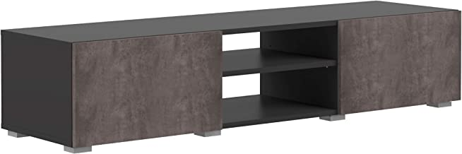 Movian Lijoki - Mueble para TV, 140 x 42 x 31 cm (largo