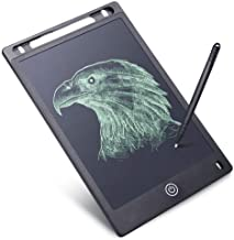 "Coolmobiz Portable Rough Pad E-Writer 8.5"" LCD Writing Pad Paperless Memo Digital Tablet Notepad Stylus Drawing Handwriting Board. Write Notes, Lists & Make Doodles Without Using Paper Or Pen."
