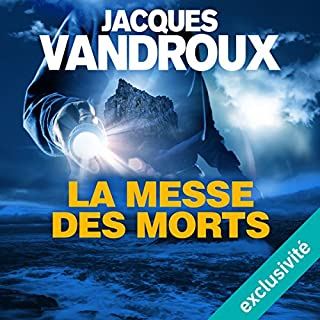 La messe des morts audiobook cover art