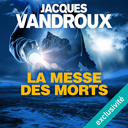La messe des morts audiobook cover art