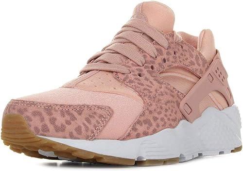 Nike Huarache Run Se (GS), Chaussures de Fitness Femme