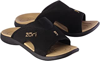Neat Feat Men's Zori Pump Sport Orthopedic Flip-Flops