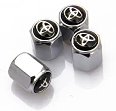 Best stainless steel valve stem caps Reviews