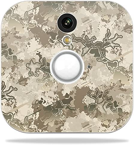 MightySkins Skin Compatible with Blink Home Security Camera Viper Western Protective Durable product image