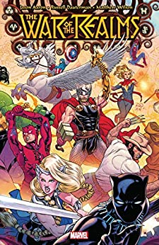 War Of The Realms (War Of The Realms (2019)) by [Jason Aaron, Russell Dauterman]