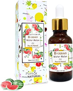 B-URBAN Water Melon Oil 100% Natural Pure Undiluted Uncut Carrier Oil 30ml