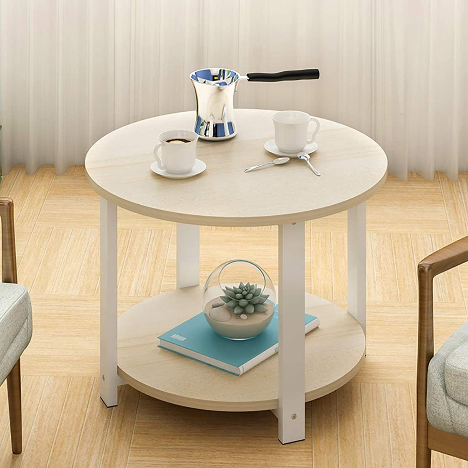 White Black Side Table,Lack Small Side Coffee Tables Art Side Coffee Dining End Table,Snack Table with Wood Finish Coffee, Sofa Side End Table, Snack Table with Wood Finish Coffee