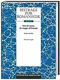 Beiträge zur Romanistik: Voci di Mare, di viaggi, d'Oriente: Scritti inediti