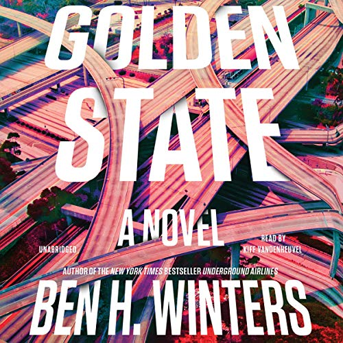 Golden State Audiobook By Ben Winters cover art