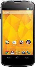 LG Nexus 4 E960 Phone 8 GB GSM Unlocked Black
