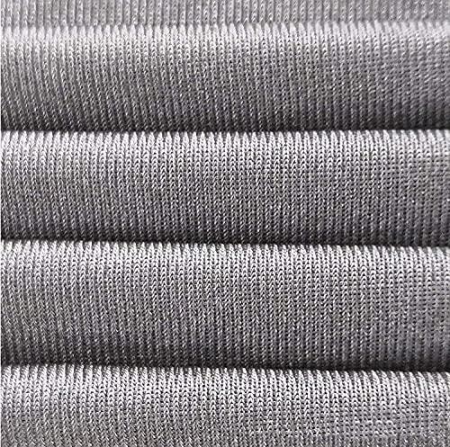 emf shielding fabrics NANSONG Faraday Fabric, EMF Shielding Fabric, Anti Radiation, EMI Isolation, WiFi and Cell Signal Blocking, Copper Faraday Cage Enclosure (Size : 150 x 100 cm) (Size : 150 x 200 cm)