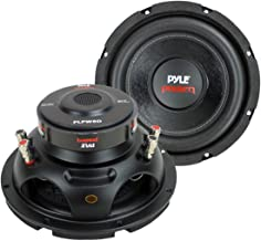 "2) PYLE PLPW8D 8"" 1600W Dual Voice Coil 4-Ohm Car Audio Subwoofers Speakers"