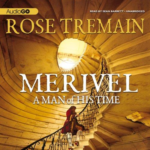 Merivel audiobook cover art