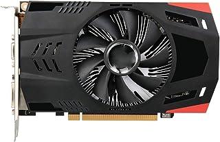 グラフィックスカード カラフルなグラフィックカードに合ったゲーミンググラフィックスカードFit For GeForce 730k 2GD5 GDDR5ファン902MHz安いビデオカード