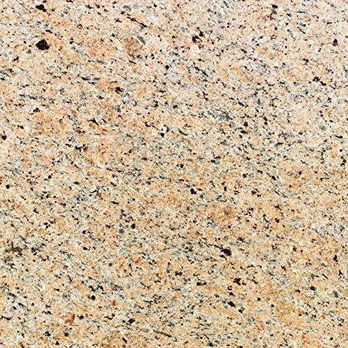 PrintYourHome Fliesenaufkleber für Küche und Bad   Dekor Granit Braun   Fliesenfolie für 15x15cm Fliesen   42 Stück   Klebefliesen günstig in 1A Qualität