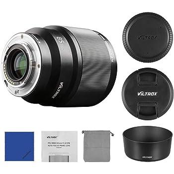 Viltrox - Lente de gran apertura para cámaras Fujifilm X-MountX-A1 ...