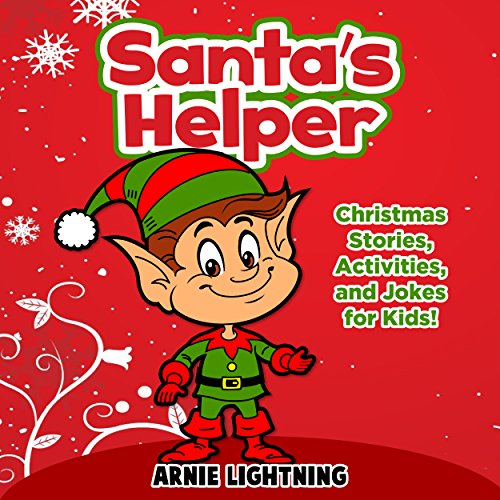 Santa's Helper audiobook cover art