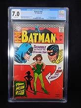 Batman #181 CGC 7.0 1st Appearance Poison Ivy