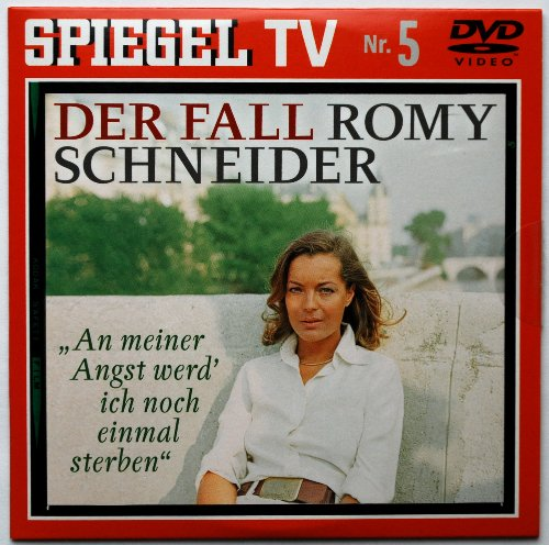 Spiegel TV DVD Nr. 5: Der Fall Romy Schneider.