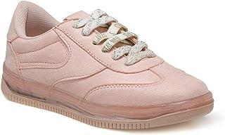 CS20013 Pudra Kadın Sneaker Ayakkabı