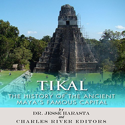 Tikal audiobook cover art